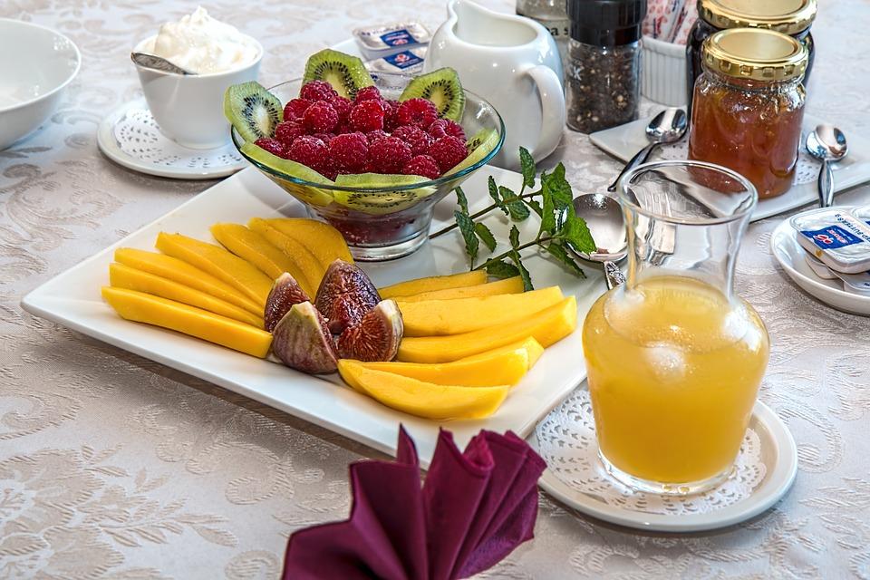 Dietní snídaně