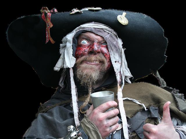 středověký pirát